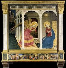 Cortona - Annunciazione del Beato Angelico